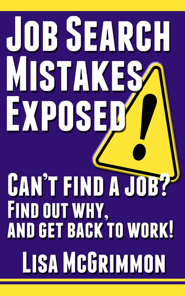 Job Search Mistakes Exposed book cover
