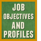 How to write job objectives and profiles