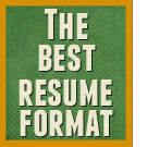 How to choose the best resume format for your situation