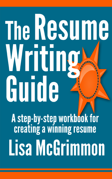 The Resume Writing Guide book cover