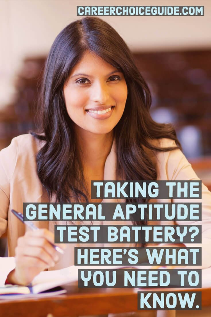 Taking the General Aptitude Test Battery (GATB)? Here's what you need to know.