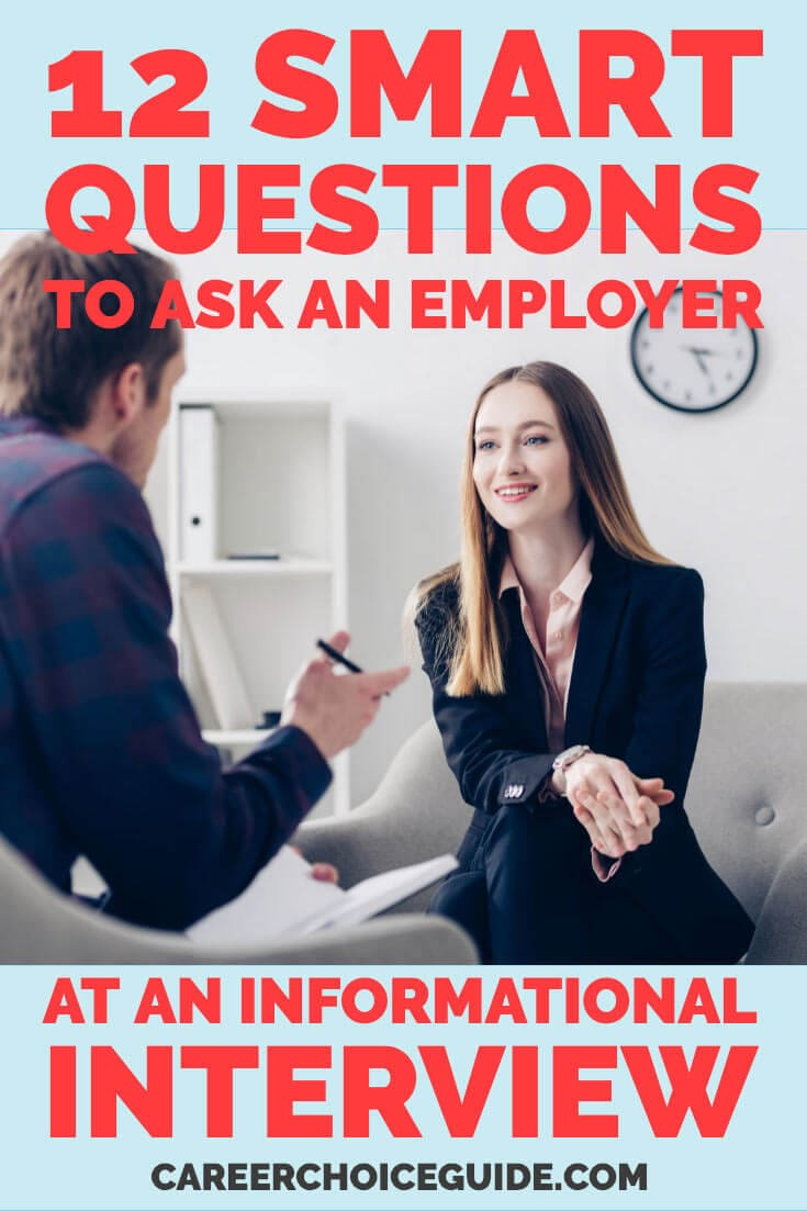 12 informational interview questions to ask  u0026 2 things to never ask